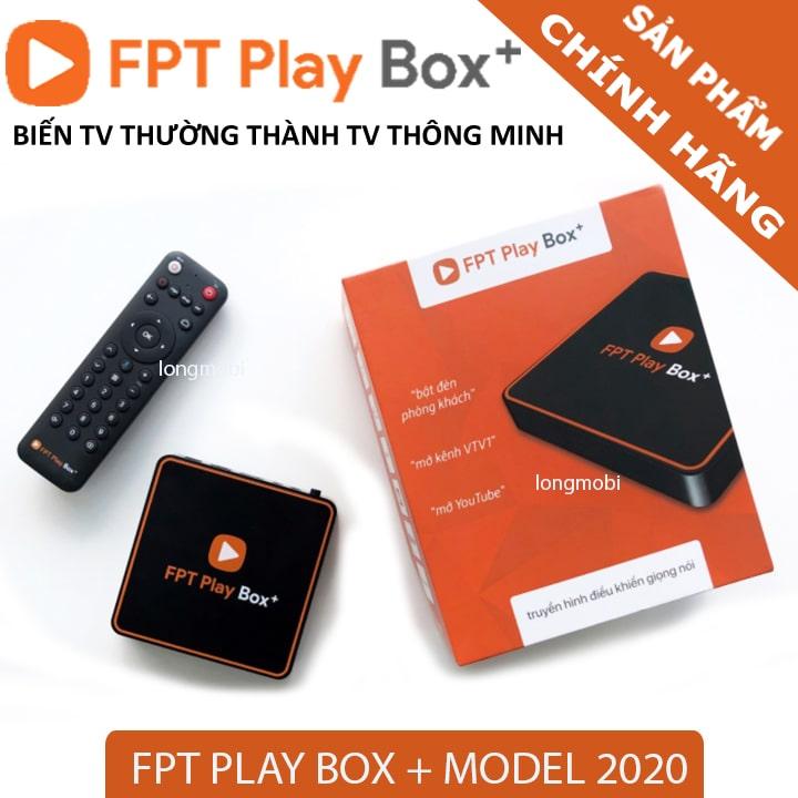 FPT Play box +